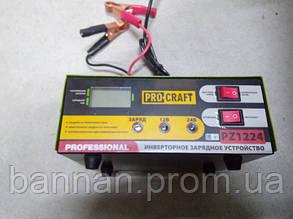 Инверторное зарядное устройство Procraft PZ1224, фото 2