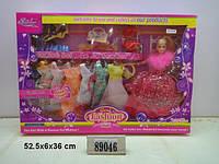 """Кукла 11,5"""" Fajiabao 89046 с нарядами кор 52,5*6*36"""