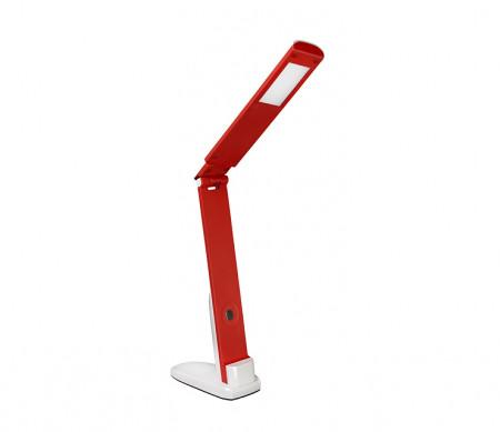 Настольный светильник DELUX TF- 310 бело-красный