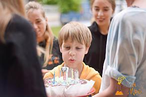 Детские игры на день Рождения дома от Склянка мрiй