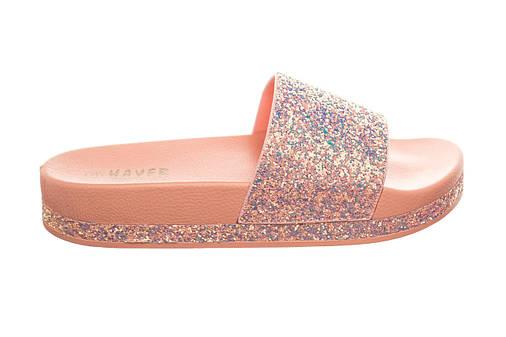 Сланці жіночі  Haver 39 shine pink, фото 2