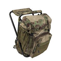Рюкзак 20л со складным стулом MilTec MIL-TACS FG 14059059