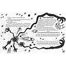 Біла трішки чорна пречорна книжка. Книга Кузька Кузякіна, фото 3