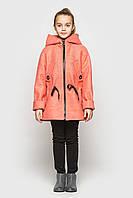 Кашемировое пальто Cvetkov Марта Коралл , фото 1