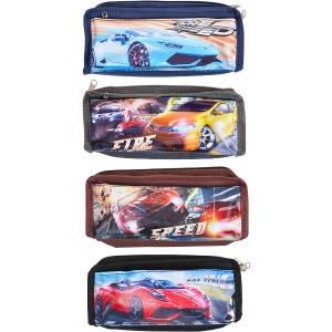 Пенал-косметичка «Скоростной автомобиль» 185, фото 2