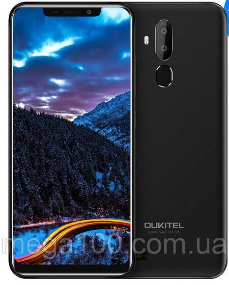 """Смартфон Oukitel C12 Pro (""""6.18 дюймов;ПАМЯТИ 2/16; емкость акб 3300 mAh) черный"""