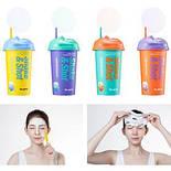 Укрепляющая  альгинатная маска для упругости кожи Dr.Jart+ Shake & Shot Rubber Firming Mask,1 шт, фото 3
