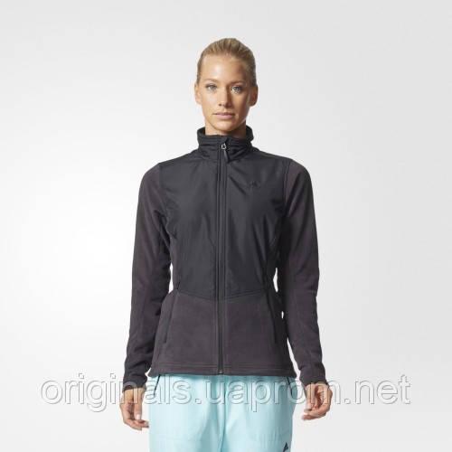 Джемпер женский Adidas Windfleece W A98423