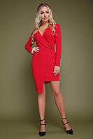 Платье с рукавом ,женские платья сзапахом,бежевое платье, черное платье,красное платье,женские платья дайвинг