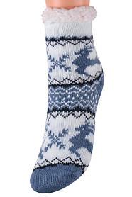 Детские носки на МЕХУ с тормозами (Арт. HD6020/5R/28-31)   1 пара