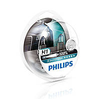 Лампа Philips X-treme Vision +130% Н1  12258XVS2  (2шт.)