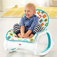 Массажное кресло качалка Бриллиант Infant-to-Toddler Rocker  Geo Diamonds, фото 1