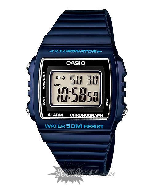 Наручные часы CASIO W-215H-2A