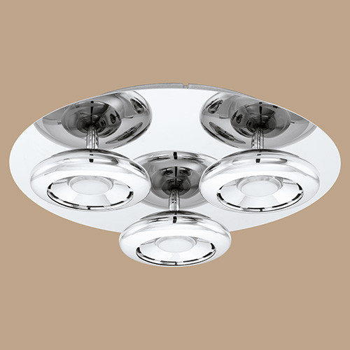Потолочный светильник 93495 EGLO Tarugo  LED 3х4,5Вт пластик/белый