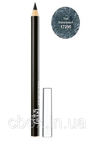 Карандаш для глаз, Avon Color Trend, цвет Teal, Бирюзовый, Эйвон, 17295