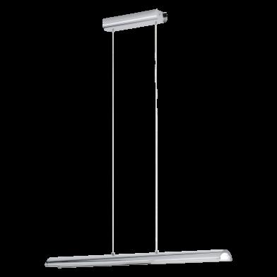 Люстра Eglo CARLAZZO 39047 LED серебро/металл