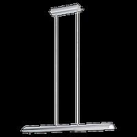 Люстра Eglo CARLAZZO 39048 LED серебро/металл