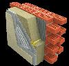 Монтаж теплоизоляционной штукатурки