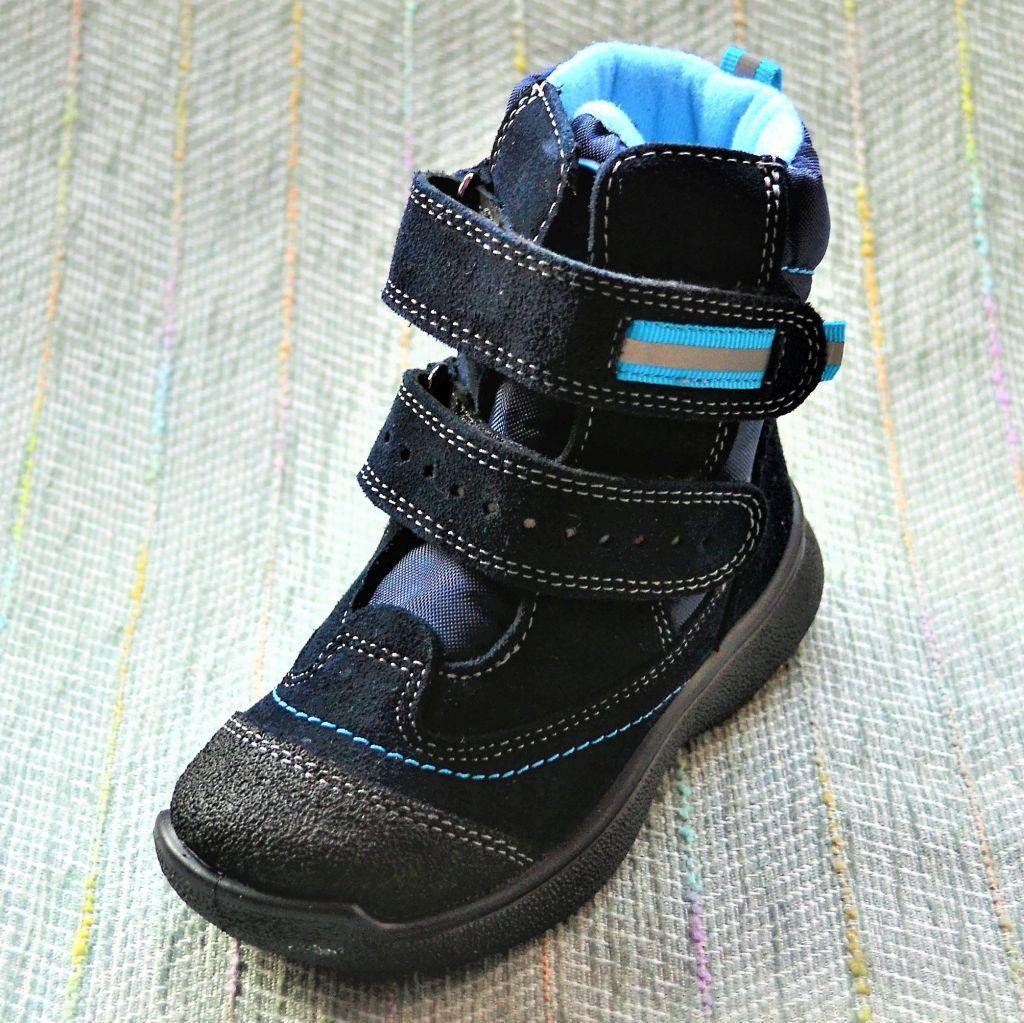 Ботинки на мальчика с мембраной, Тигина размер 22 23 24 25 26 27 29