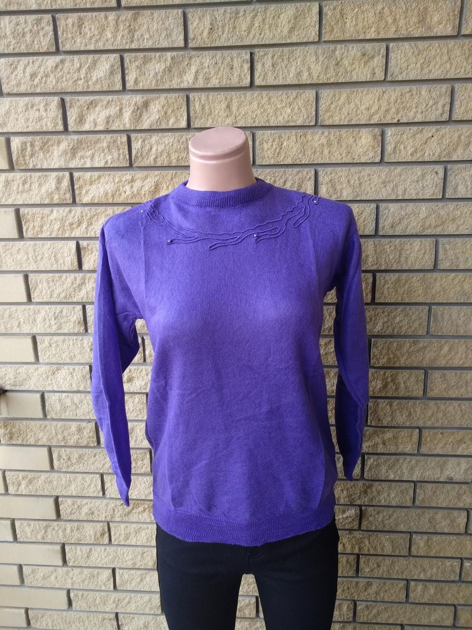 Кофта, свитер женский ангоровый  STYLE