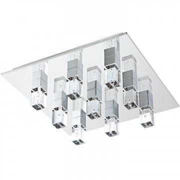 Люстра Eglo Cantil 1 95183 LED серебро/металл
