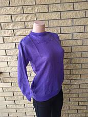 Кофта, свитер женский ангоровый  STYLE, фото 2