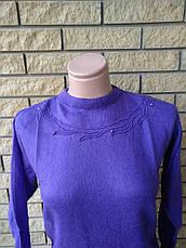 Кофта, свитер женский ангоровый  STYLE, фото 3
