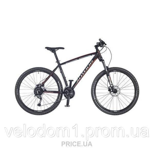"""Велосипед Author 27,5"""" Pegas 15"""", 19"""" черный (2018)"""