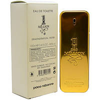 Мужской Тестер - Paco Rabanne 1 Million (edt 100 ml)