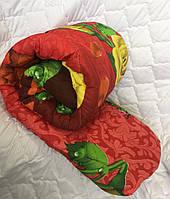 Одеяло стёганое Овчина (в ткане поликаттон) 180*210см 300грн.