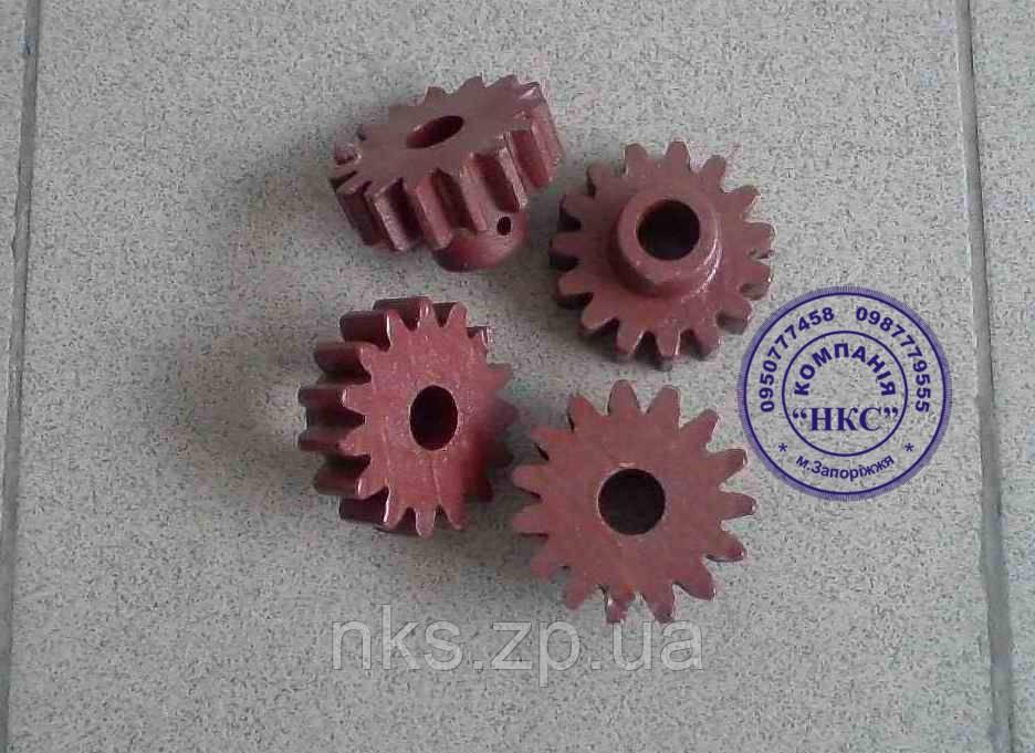 Колесо зубчатое Z-15 КРНВ-5,6. Запчасти на КРНВ-5,6.