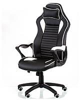 Кресло геймерское Nеro black/white