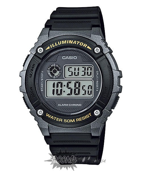 Наручные часы CASIO W-216H-1B