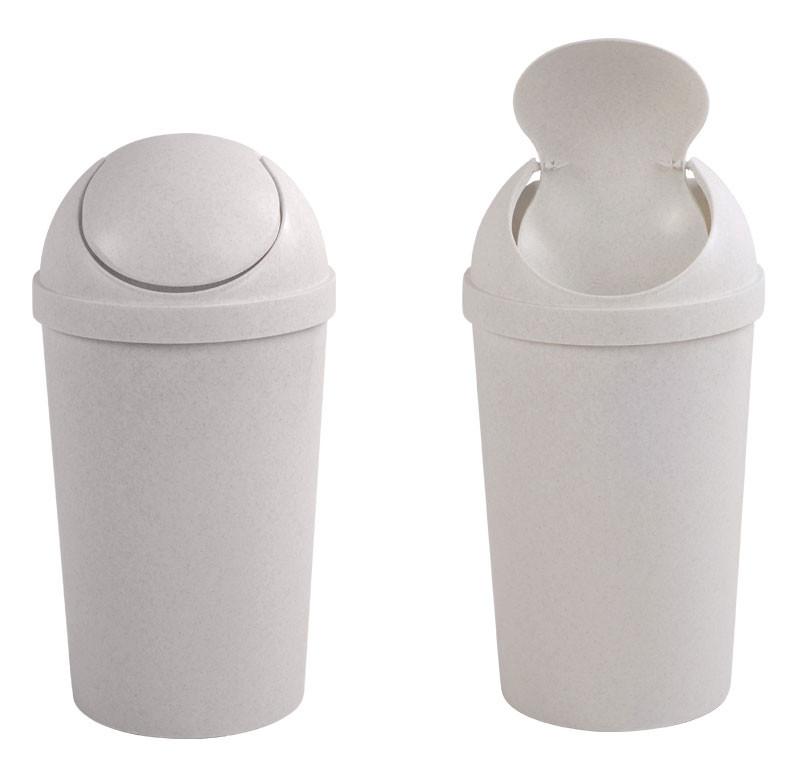 Ведро для мусора 12л пластиковое
