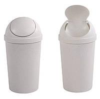 Ведро для мусора 12л пластиковое, фото 1