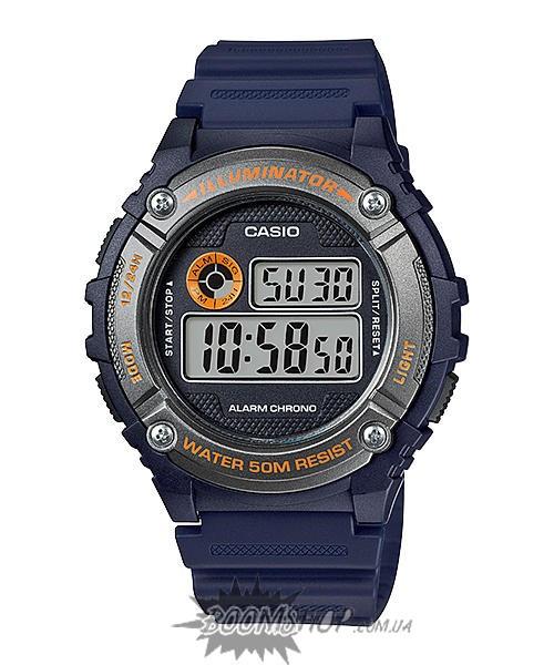 Часы CASIO W-216H-2B