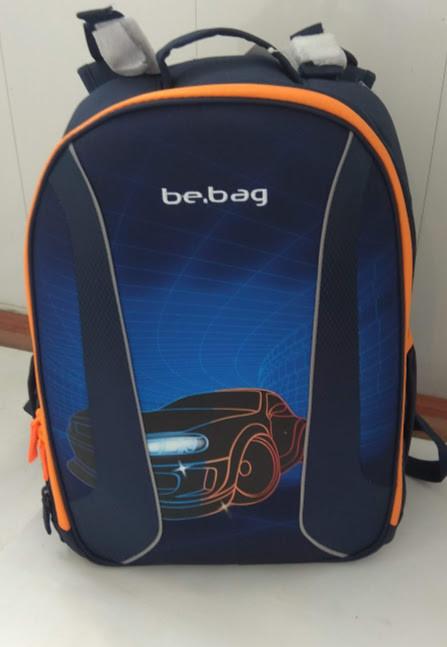 bdb5a5631256 Рюкзак Herlitz Be.Bag Airgo Race Car 50008216 — в Категории
