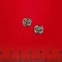 Кнопка металлическая 9,5 мм (51502.001-)