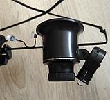 Увеличительные очки лупы с подсветкой 20X, фото 4