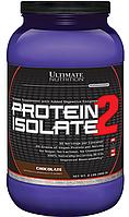 Протеин для веганов, Ultimate Nutrition, Protein Isolate 2, 910 gram