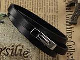 Чоловічий шкіряний браслет Primo Cowboy, фото 2
