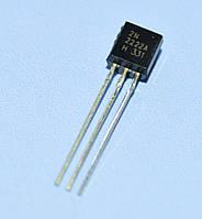 Транзистор биполярный 2N2222  TO-92  FSC/China