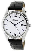 Мужские часы Adriatica 1118.52B3Q Черный (60219)