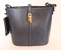 Женская каркасная стильная сумка