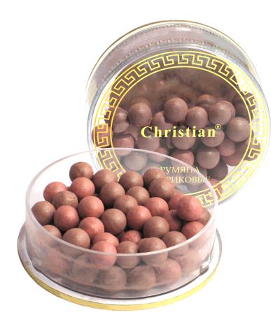 Румяна шариковые Christian BBC-170
