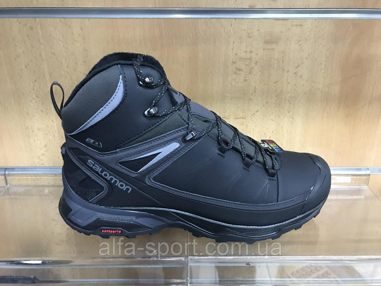 separation shoes 935e2 a85b0 Ботинки Salomon X Ultra Mid Winter CS WP (404795) : продажа, цена в  Харькове. ботинки мужские от