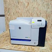 Цветной лазерный принтер HP LaserJet 500 color M551 б у, фото 1