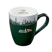 Декорированные чашки для чая