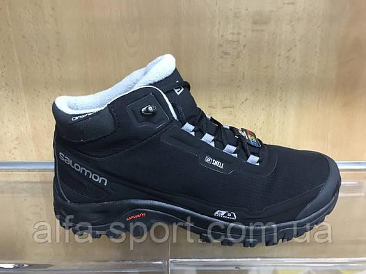 Ботинки Salomon Shelter Cs Waterproof (404729)