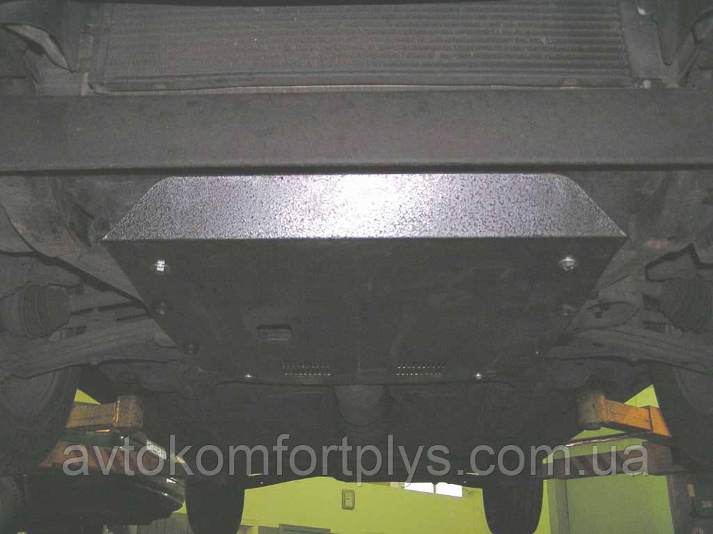 Металлическая (стальная) защита двигателя (картера) Chevrolet Alero (1999-2004) (V-2,4)